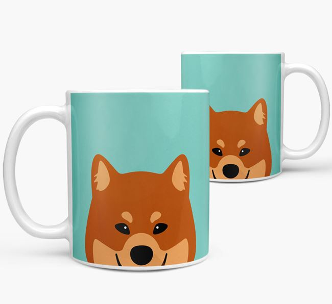 Eurasier Icon Mug