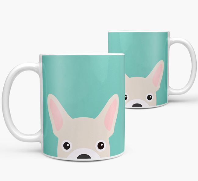 Frenchie Icon Mug