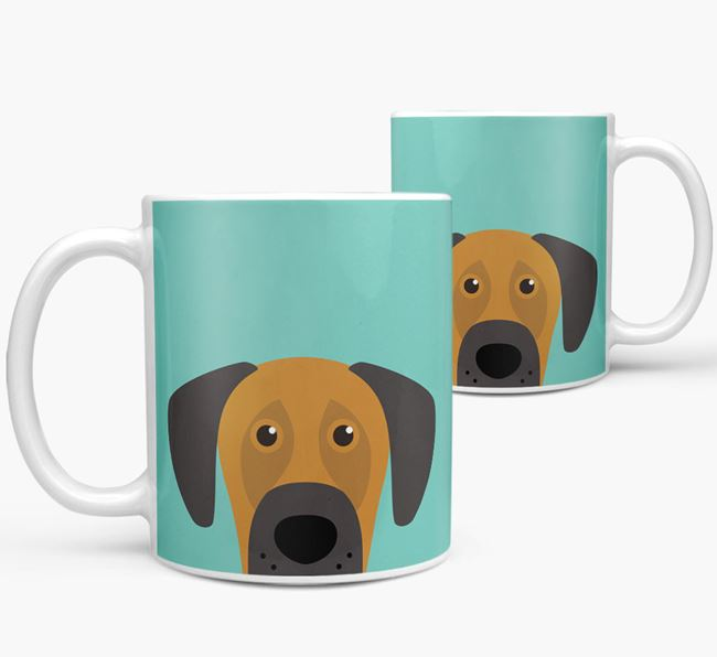 Great Dane Icon Mug