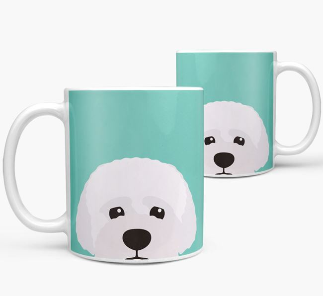 Lagotto Icon Mug