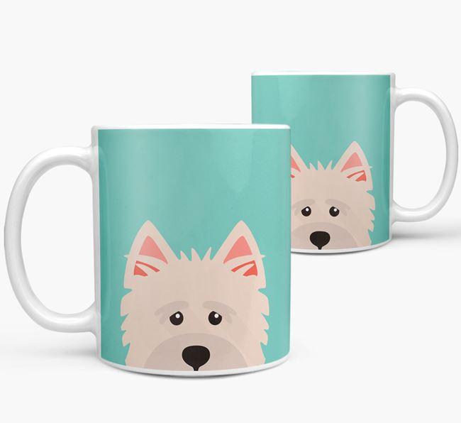 Norfolk Terrier Icon Mug