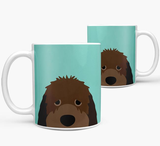 Otterhound Icon Mug