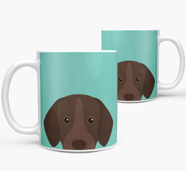 Portuguese Pointer Icon Mug