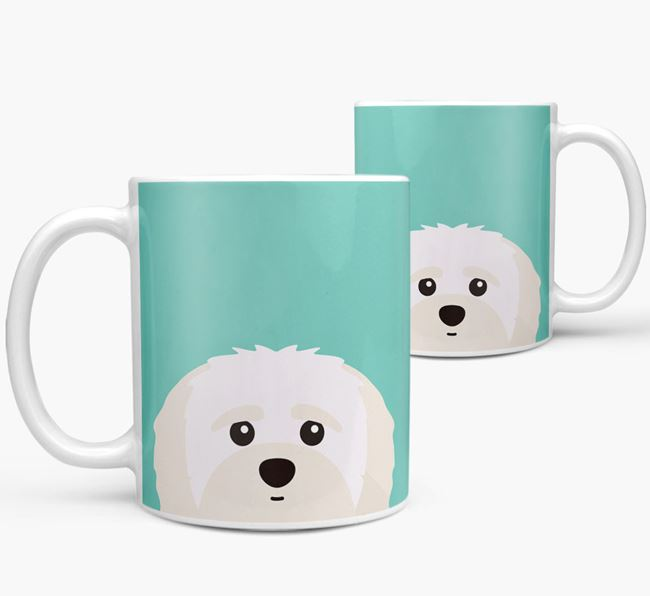 Shih-poo Icon Mug