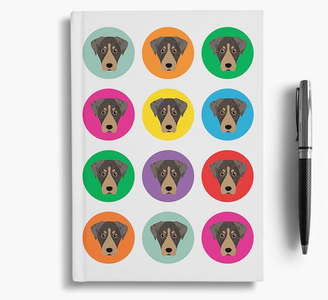 Leopard Cur Icons Notebook