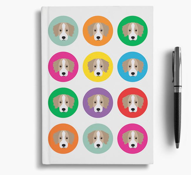 Bordoodle Icons Notebook
