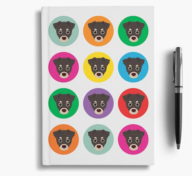 Chipoo Icons Notebook