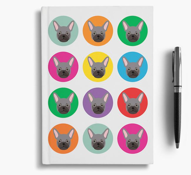 Frug Icons Notebook