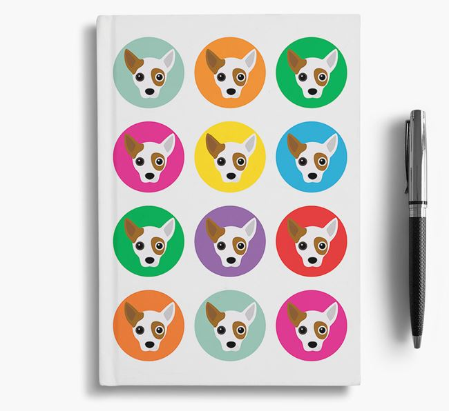 Jack Chi Icons Notebook