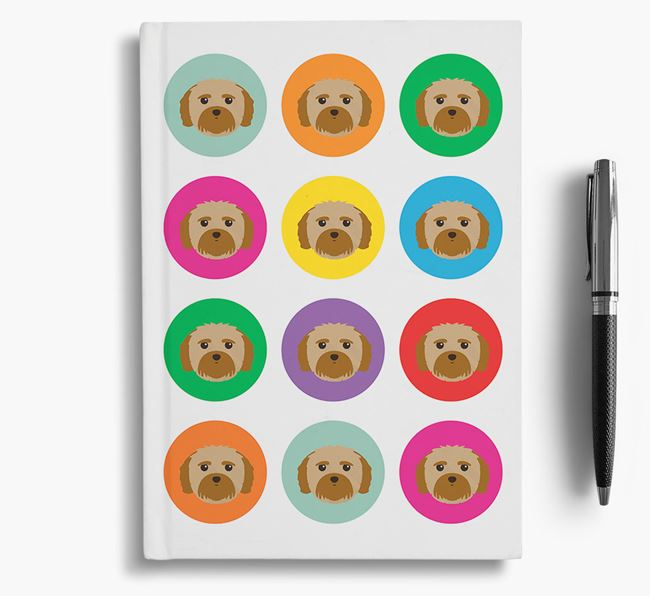Mal-Shi Icons Notebook