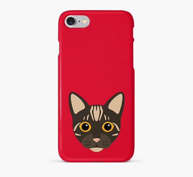 'Bengal Icon' - Personalized Bengal Phone Case
