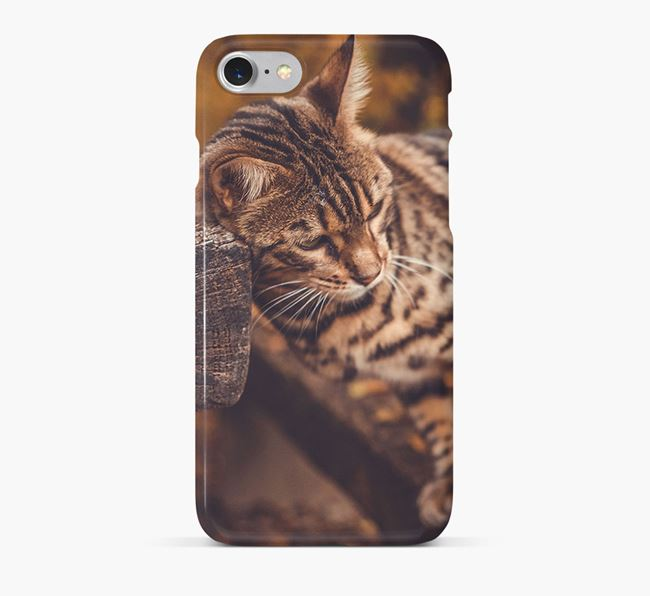 Photo Upload Phone Case - Personalised for your Bengal