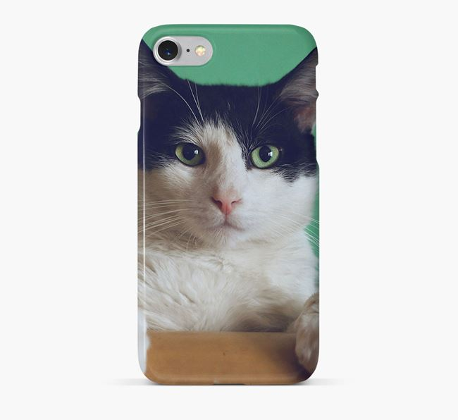 Photo Upload Phone Case - Personalized for your Cat
