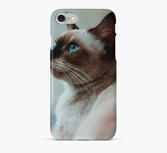 Photo Upload Phone Case - Personalized for your Siamese