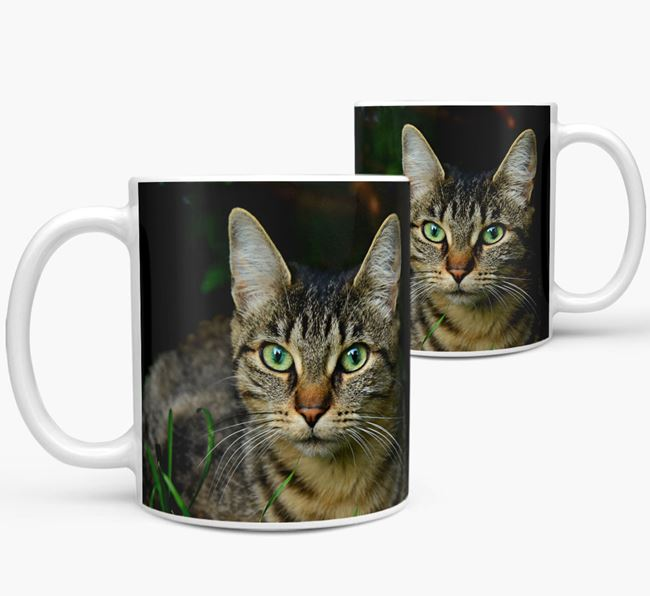 Photo Upload Mug - Personalized for your Cat