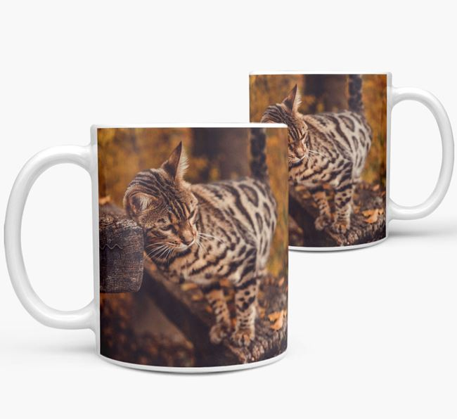 Photo Upload Mug - Personalized for your Bengal