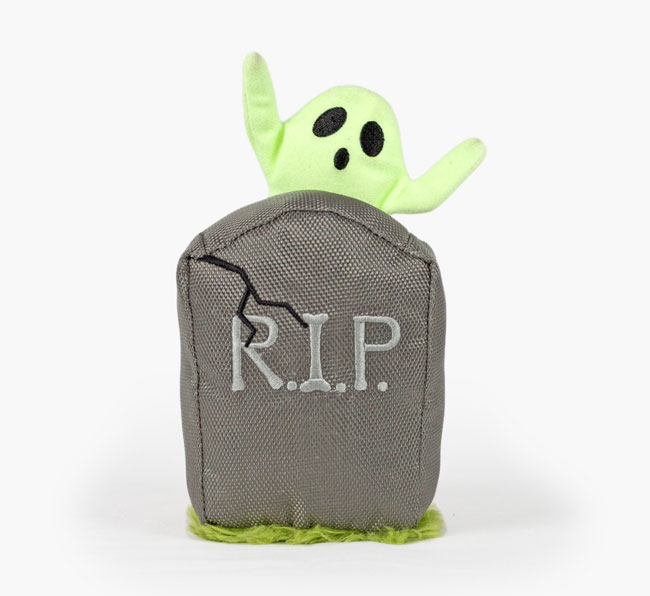 Haunted Grave Toy for your Cavachon