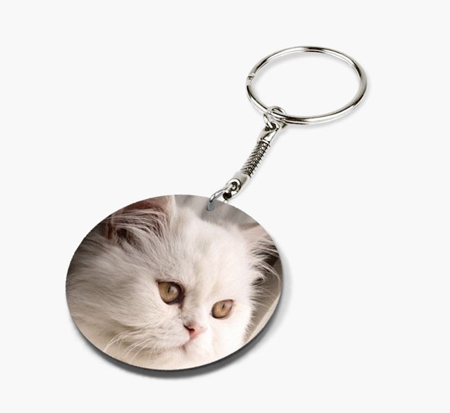 Photo Upload Keyring - Personalized for your Cat