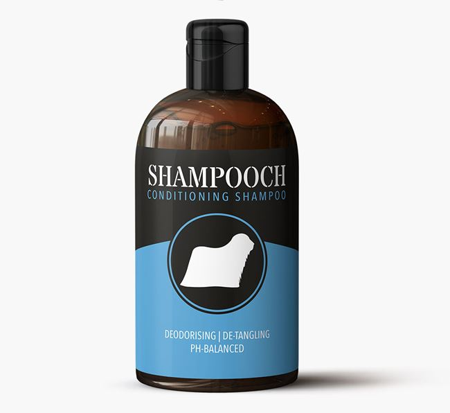 Dog Shampoo 'Shampooch' for your Komondor