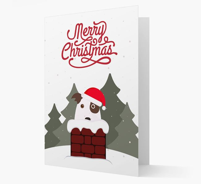 Christmas Card Chimney