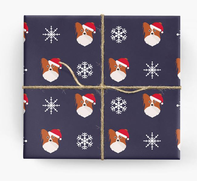 Papillon Gift Wrapping Paper