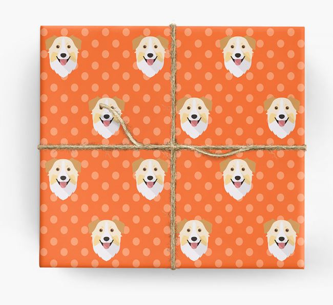 Aussie Shepherd Wrapping Paper