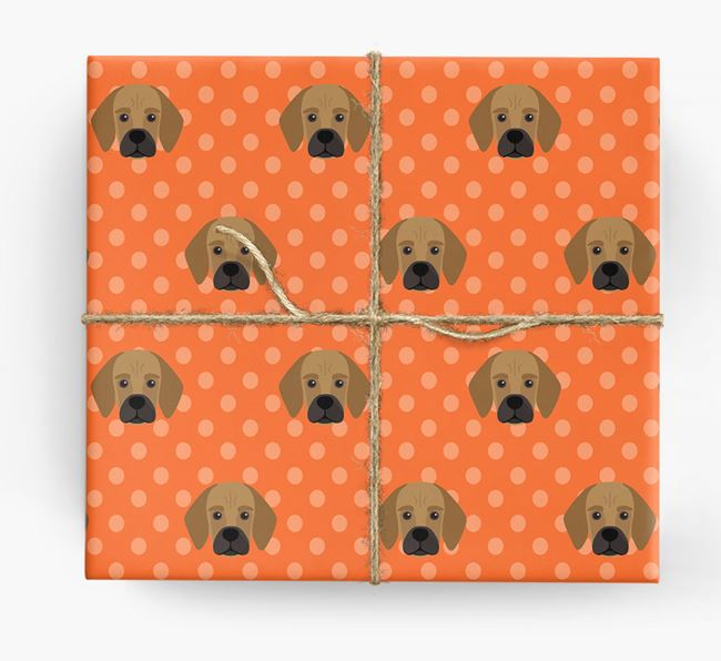 Bassugg Wrapping Paper