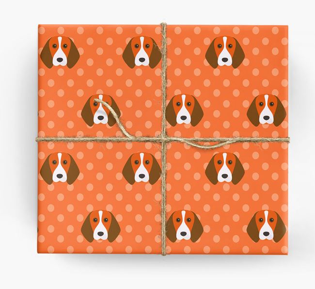 Beagle Wrapping Paper