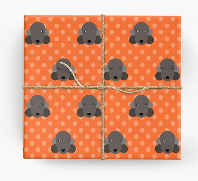 Bedlington Wrapping Paper