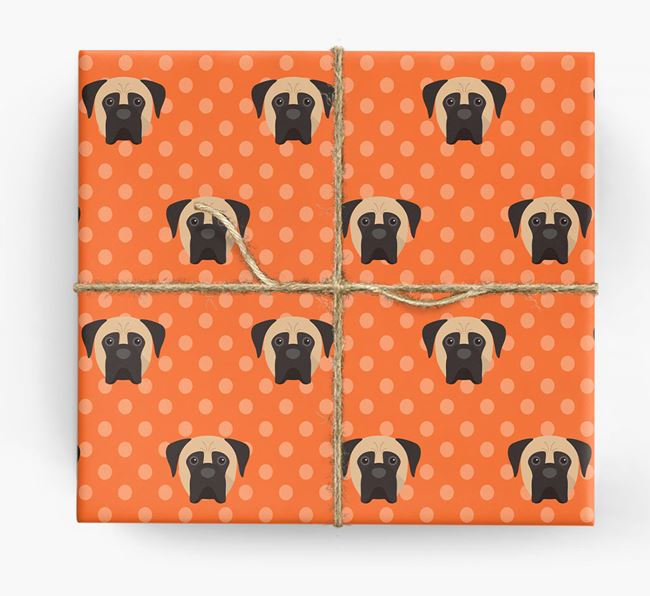 Boerboel Wrapping Paper