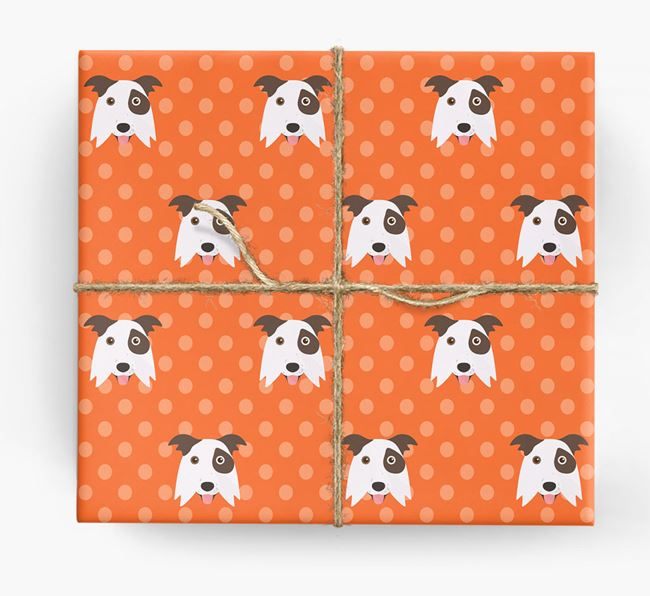 Border Collie Wrapping Paper