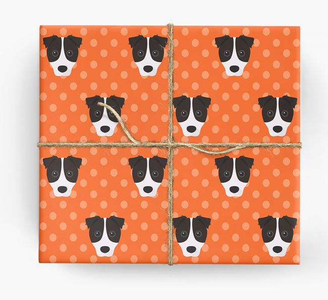 Border Jack Wrapping Paper