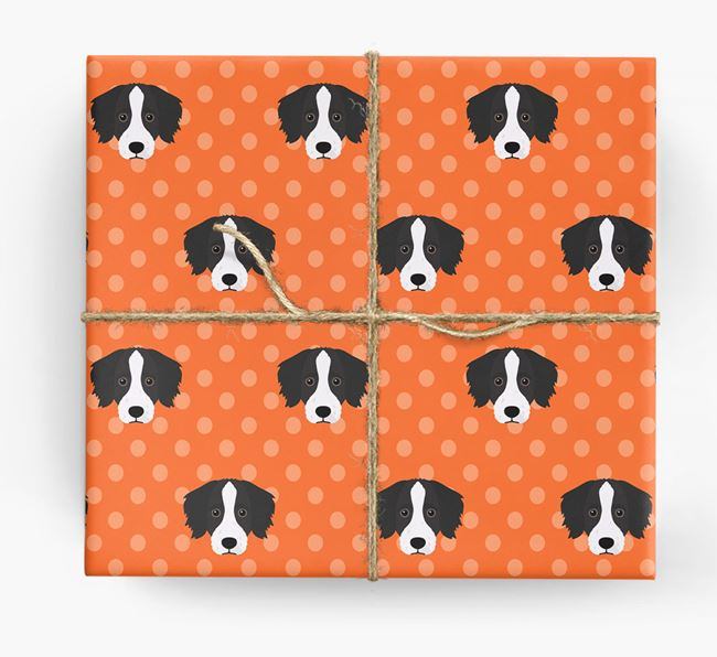 Bordoodle Wrapping Paper