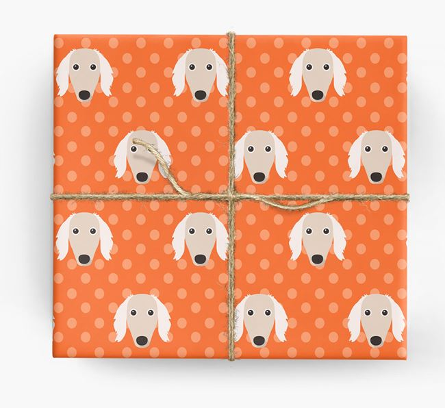 Borzoi Wrapping Paper