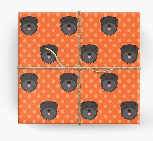 Bouvier Des Flandres Wrapping Paper