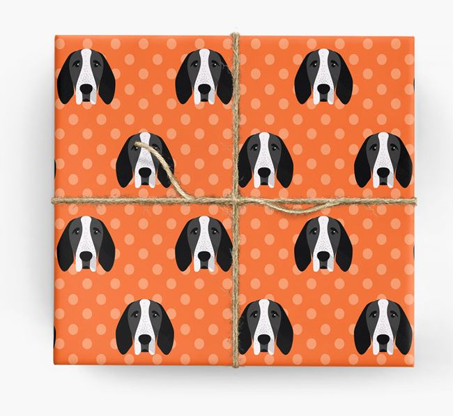 Auvergne Wrapping Paper