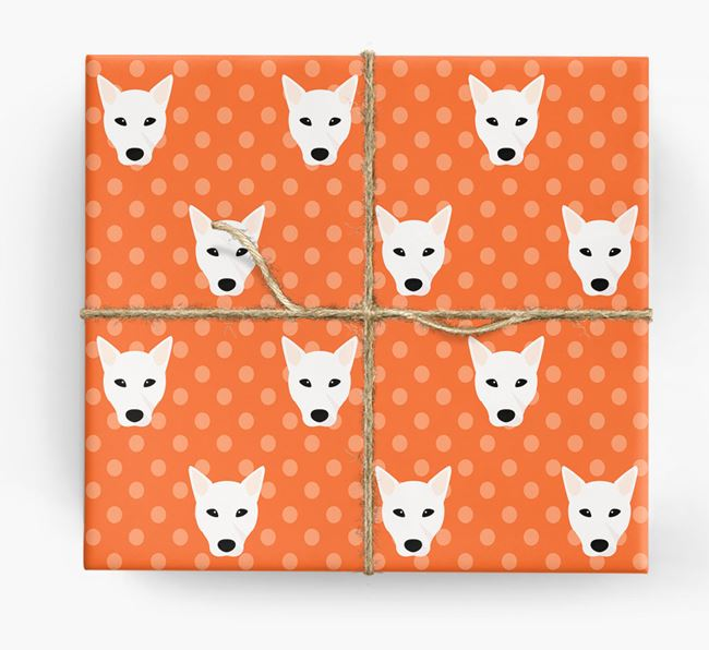 Canaan Wrapping Paper