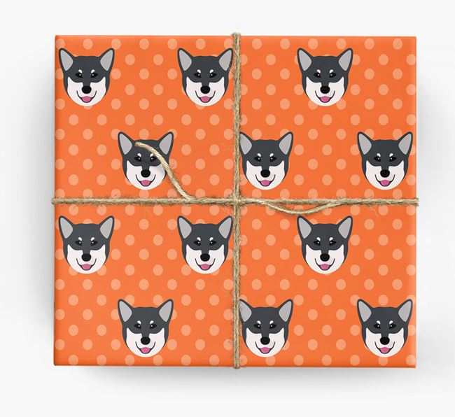Eskimo Dog Wrapping Paper