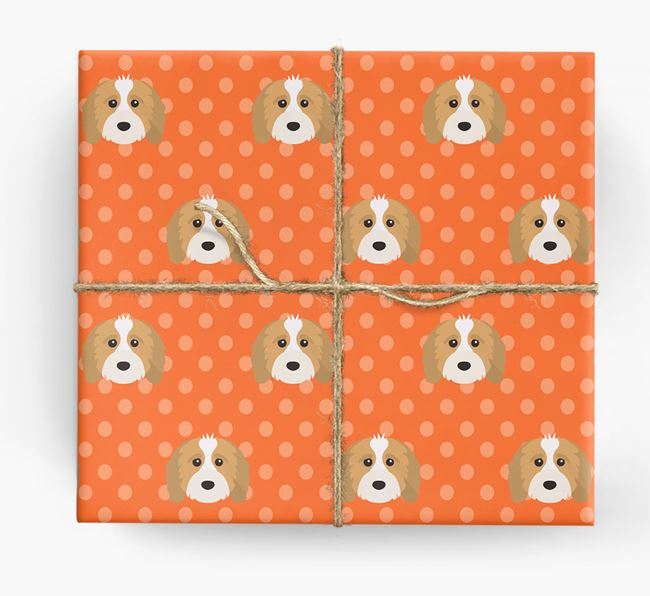 Cavapoo Wrapping Paper