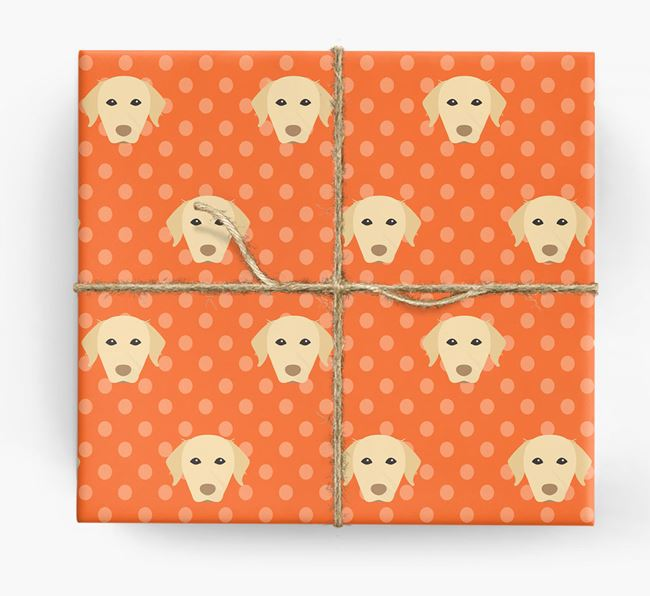 Chessie Wrapping Paper