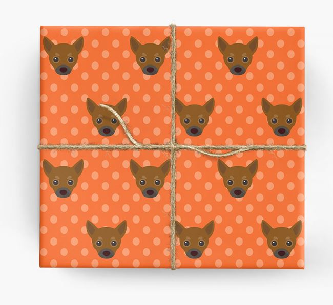 Chihuahua Wrapping Paper