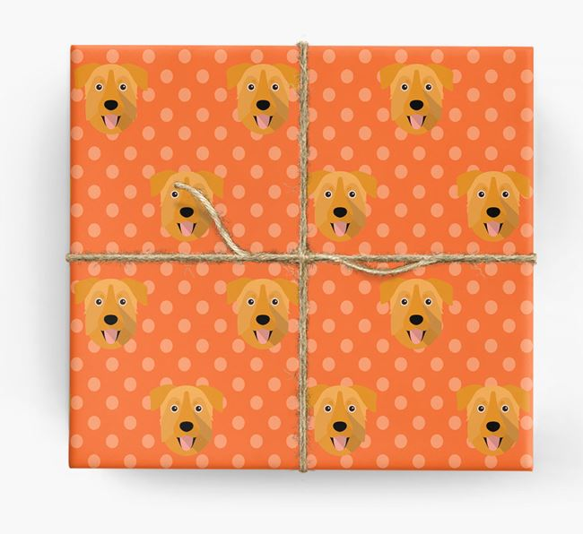 Chinook Wrapping Paper