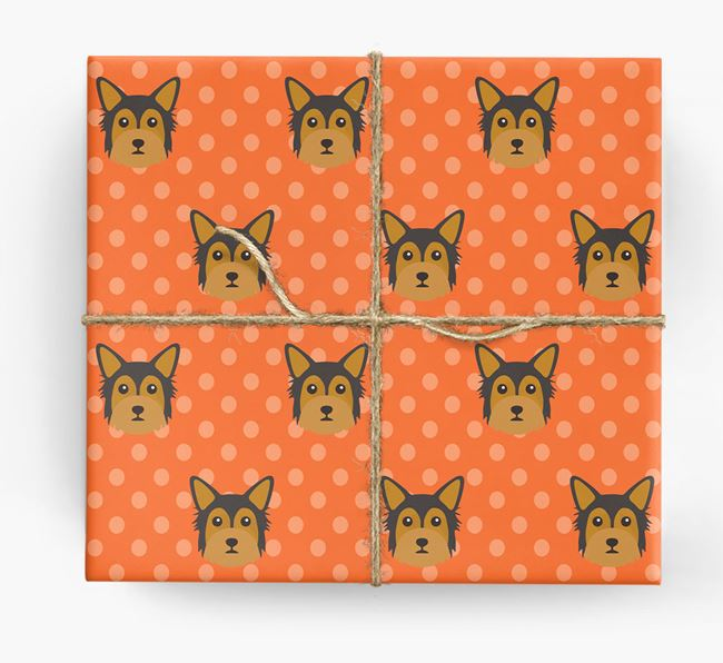 Chorkie Wrapping Paper