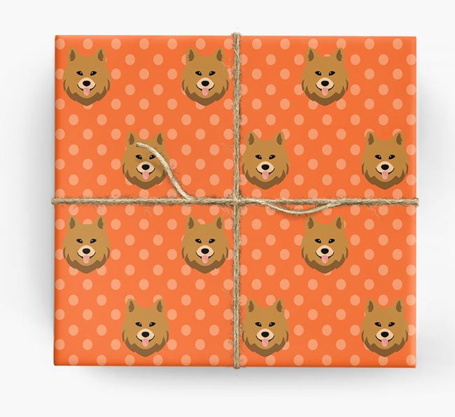 Chow Shepherd Wrapping Paper