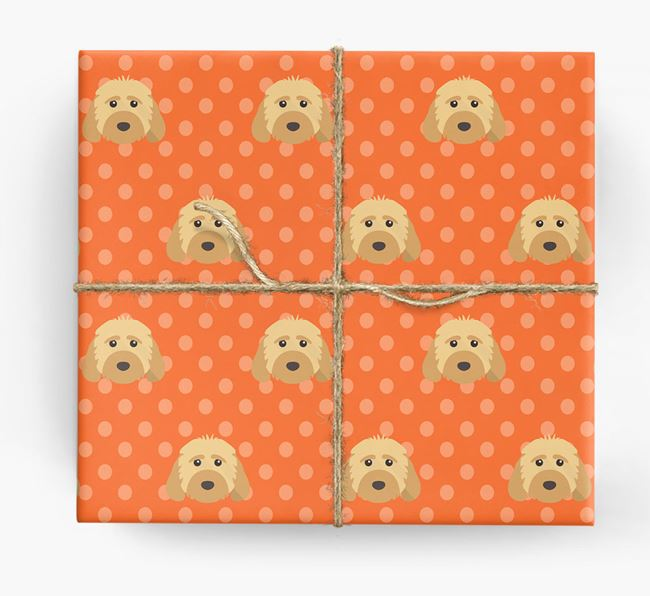 Cockapoo Wrapping Paper
