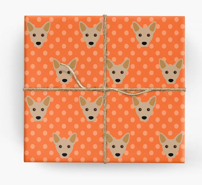 Cojack Wrapping Paper