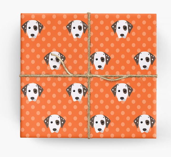 Dalmatian Wrapping Paper