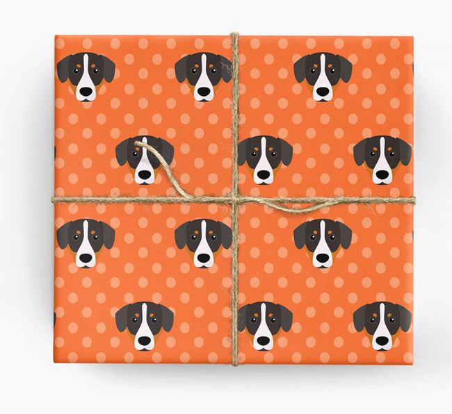 Entlebucher Wrapping Paper