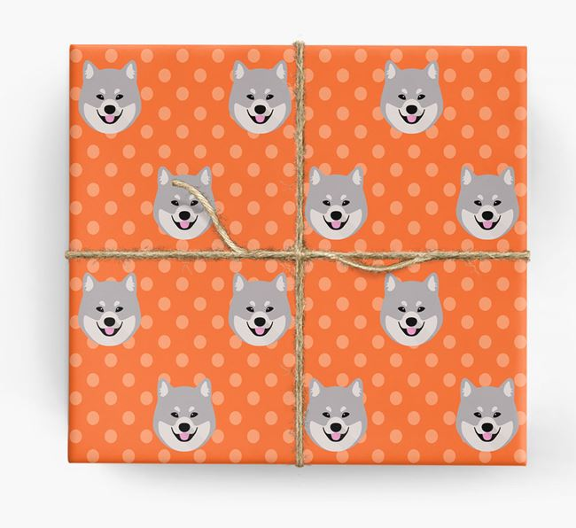 Eurasier Wrapping Paper