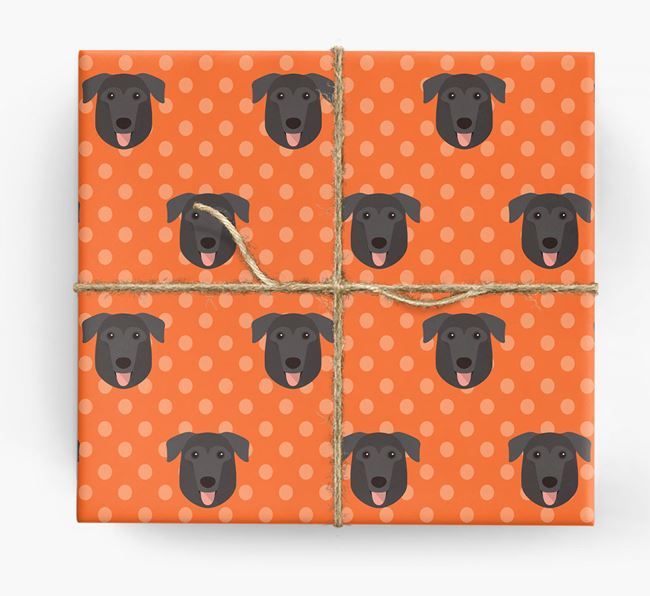 German Sheprador Wrapping Paper